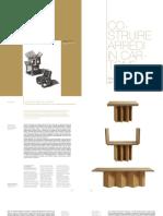 Paper design-Costruire arredi in cartone