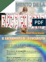 SACRAMENTO DE LA EUCARISTIA.ppt