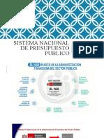 SISTEMA NACIONAL DE PRESUPUESTO PUBLICO.pptx