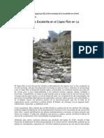 CRONOLOGIA DE LA ESCALERILLA