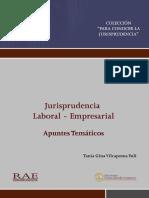 133 - JURISPRUDENCIA LABORAL-EMPRESARIAL - Tania Vilcapoma Y..pdf