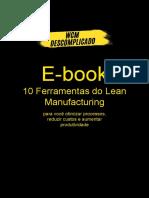 E-book Lean Manufacturing