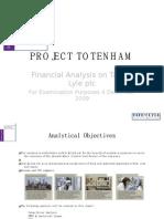 Project Totenham