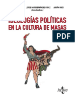 Varios - Ideologias Politicas En La Cultura De Masas