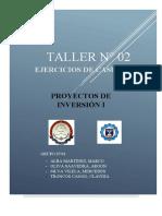 TALLER 2 - Grupo 01