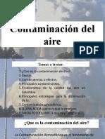 CONTAMINACION ATMOSFERICA JAIME BARRETO