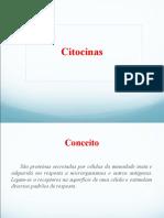 Citocinas e quimiocinas