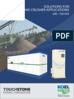 KG Stone Crusher Solution catalogue