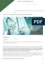 Conozca los 5 principales indicadores de gestión hospitalaria