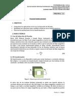 FE-PRÁCTICA 13. Transformadores
