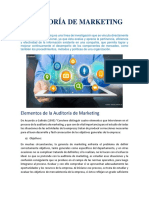 AUDITORIA MKT