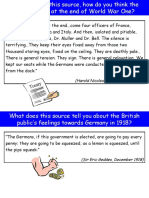 Treaty of Versailles - Optional Task Sheets.ppt