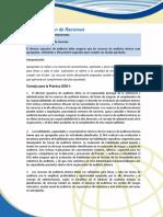 2030-1 Administracion de recursos