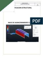 NAVE INDUSTRIAL DE ALMACENAMIENTO 15x45 m