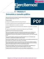 API MODULO 4