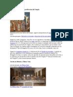 Entrada en Jerusalén y purificación del Templo