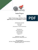 Report on Softener