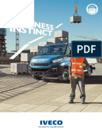 Iveco New Daily Chassis CabE6 Brochure