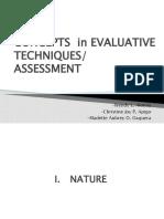 CONCEPTS-in-EVALUATIVE-TECHNIQUES.pptx