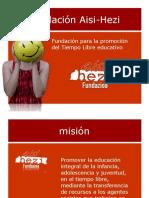 Fundación AISI-HEZI. Presentación