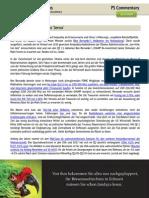 PSC # 21 |11/2010| USA sagt zum Abschied leise ´Servus´