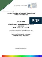 Cnee Centrul National Pisa Raport[1]