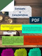 CARACTERISTICA ACTIVIDAD FINANCIERA