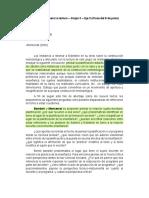 Orientaciones grupo II de textos - eje 3