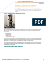 How to Choose Quality Pulley Lagging for Your Operation