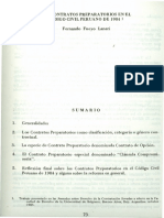 CONTRATOS PREPARATORIOS LIBRO DERECHO