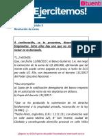 API 3 Derecho Procesal IV (derecho publico )