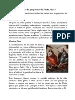 Artículos sobre la Misa III