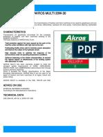Akros_multi20w30