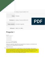 EVALUACION DIRECCION DE PROYECTOS UN 1 - CLASE 2