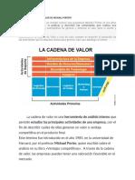 QUE ES LA CADENA DE VALOR DE MICHAEL PORTER.docx