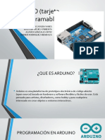 expo ARDUINO (tarjeta programable).pptx