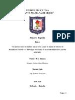 PROYECTO DE GRADO STEFANIA MENA 3-C