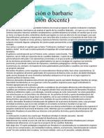 Breve explicación Civilización o barbarie.docx