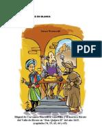 """Miguel de Cervantes Saavedra, Ana Félix y el morisco Ricote del Valle de Ricote en """"Don Quijote II"""" del año 1615. (capítulos 54, 55, 63, 64 y 65)"""