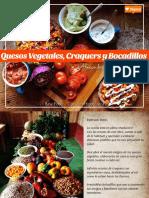 Quesos Vegetales Craquers y Bocadillos  - AP