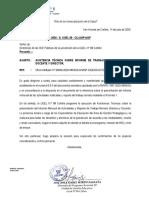 OFICIO MÚLTIPLE N.º 083 -2020 - AT - INFORME DE TRABAJO REMOTO DOCENTE Y DIRECTIVO