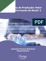 e-book Engenharia de Produção Vetor de Transformação do Brasil 2
