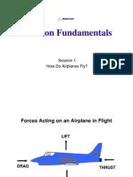 Aviation Fundamentals 1 - Flight