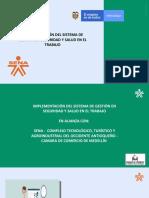 PRESENTACION 1 SISTEMA DE GESTION SST 2019 [Autoguardado].pptx