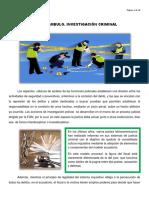 Inv. Criminal (II). Fundamentación Juridico-Teórica.