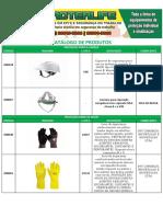 Catálogo Segurança