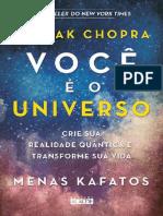 Você é o universo - Deepak Chopra.pdf