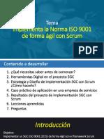 Implementa un SGC de forma ágil con Scrum - ASQ 11.05.20