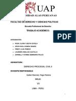 ABREVIADO  RECTIFICADO 2019