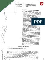 Feminicidio y contexto de violencia familiar Casación 1424-2018, Puno - LP